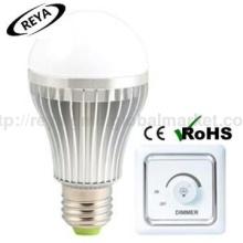 5W Dimmable E27 Samsung Chip LED Bulb Light