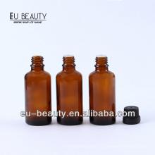 Бутылка с эфирным маслом для фармацевтических янтарей 30 мл