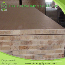 Competitive Price and Quality 17mm Block Board Plywood From Linyi