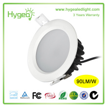 7w 10w 12w 15w waterproof ip65 cob led downlight with UL CE SAA