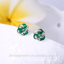 jewelry zhefan sample Wholesale fashion earring designs new model earrings