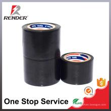 Производитель изоляционных материалов электрических липкой лентой черного цвета дешевые пользовательских ПВХ изолента