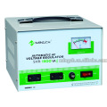 Customed SVR-1.5k Single Phase Series Relay Type Fully Automatic AC Voltage Regulator/Stabilizer