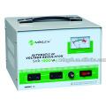 Индивидуальный тип реле однорежимного типа SVR-1.5k Полностью автоматический регулятор напряжения переменного тока / стабилизатор
