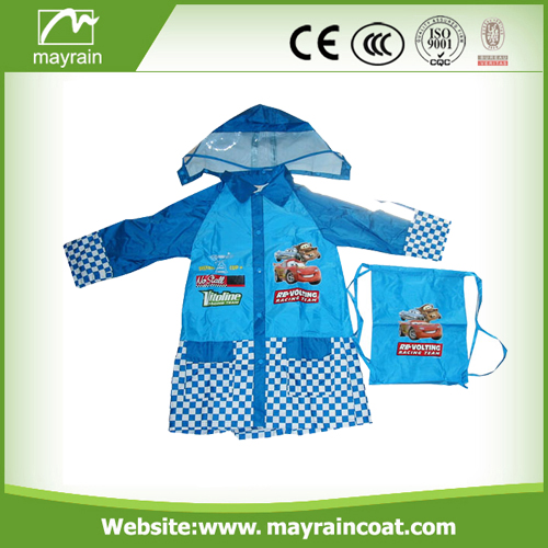 Child Custom Rain Jacket