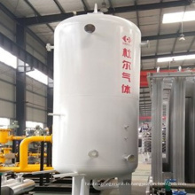 vaporisateur industriel de bain-marie d'azote d'oxygène liquide