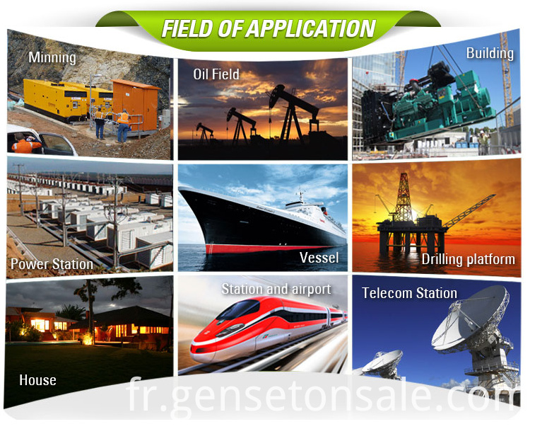 field of application