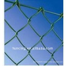 PVC Chain link fence (2.0/2.2mm X 50X50MM x 1.8m x 30m)