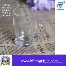 Verre Tasse Bière Mug Verrerie Ustensiles de cuisine Kb-Jh6020