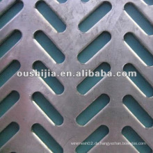 Eisenplatte gestanztes Metallgewebe