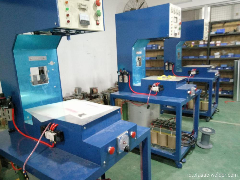 8KW-15KW PVC Tent / Truck Cover Welding Machine