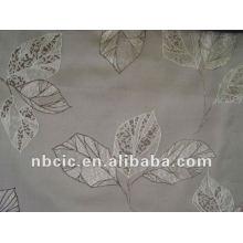 Жаккардовые шторы ткани сделаны из 100% полиэстер