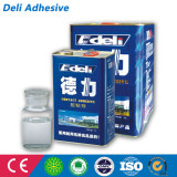 Deli solvent based water clear PU glue adhesive 700A