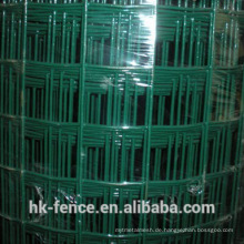 PVC-beschichtetes geschweißtes Drahtgewebe auf Lager