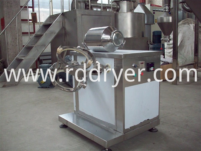 Pharmaceutical Grade Blending Machine