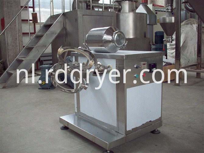 Low Cost Brand Three Dimension Mixer