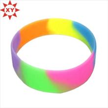 Chaîne de production de bracelet de silicone de mode pour des vacances d'été (XY-MXL73006)
