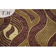 Коричневый Синель Обивочная ткань Сделано в Китае