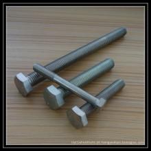 Parafuso de aço inoxidável