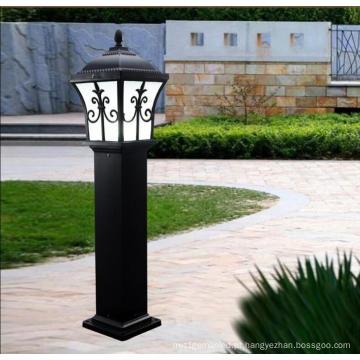 Novo design de luz para jarda ou iluminação de gramado