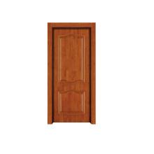 Puerta de madera sólida puerta interior de madera de la puerta del dormitorio (RW025)