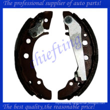 867609527 867698525V 171698525BX 171609528F 171609527F for vw golf jetta passat santana scirocco polo brake shoe