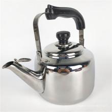 Caldera de agua con mejores ventas del té del acero inoxidable de la categoría alimenticia