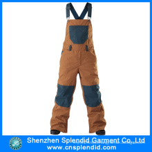 Shenzhen Wholesale Multi Pocket Brown 100 Cotton Work Apparel