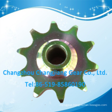 Transmission Standard Stock Sprocket Wheel with Teeth Hardness
