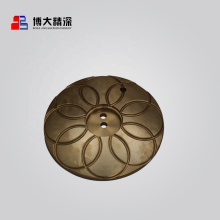 Metsos Cone Crusher Spare Parts Bronze Step Bearing