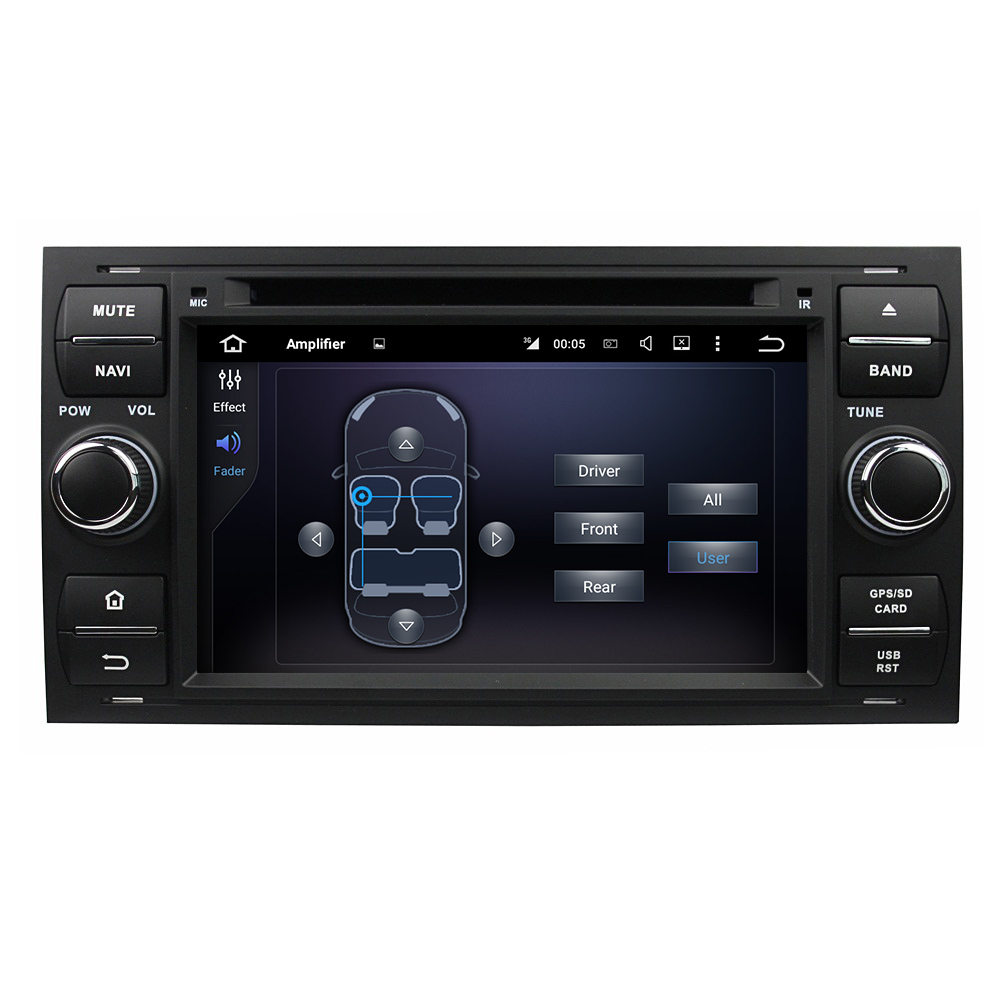 7 inch FORD Focus Car Audio Systems