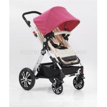 Caminante de lujo del estilo europeo del bebé Fabricante