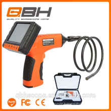 video inspection camera videoscope with 3.5 inch monitor PE box packing