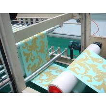 Паста для горячего тиснения / фольги, используемая для текстильной печати