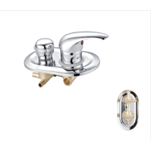 Bathroom taps China supplier wall mount shower panel faucet