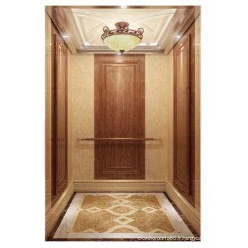 Ascenseur de luxe pour passagers à bon prix