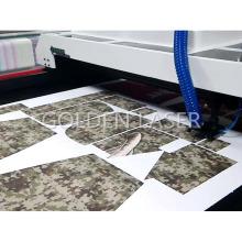 Digital Printed Fabric Laser Cutting Machine Price