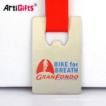 Из Нержавеющей Стали Германия Велоспорт Бутылки Пива Открывалка Медаль С Талрепом
