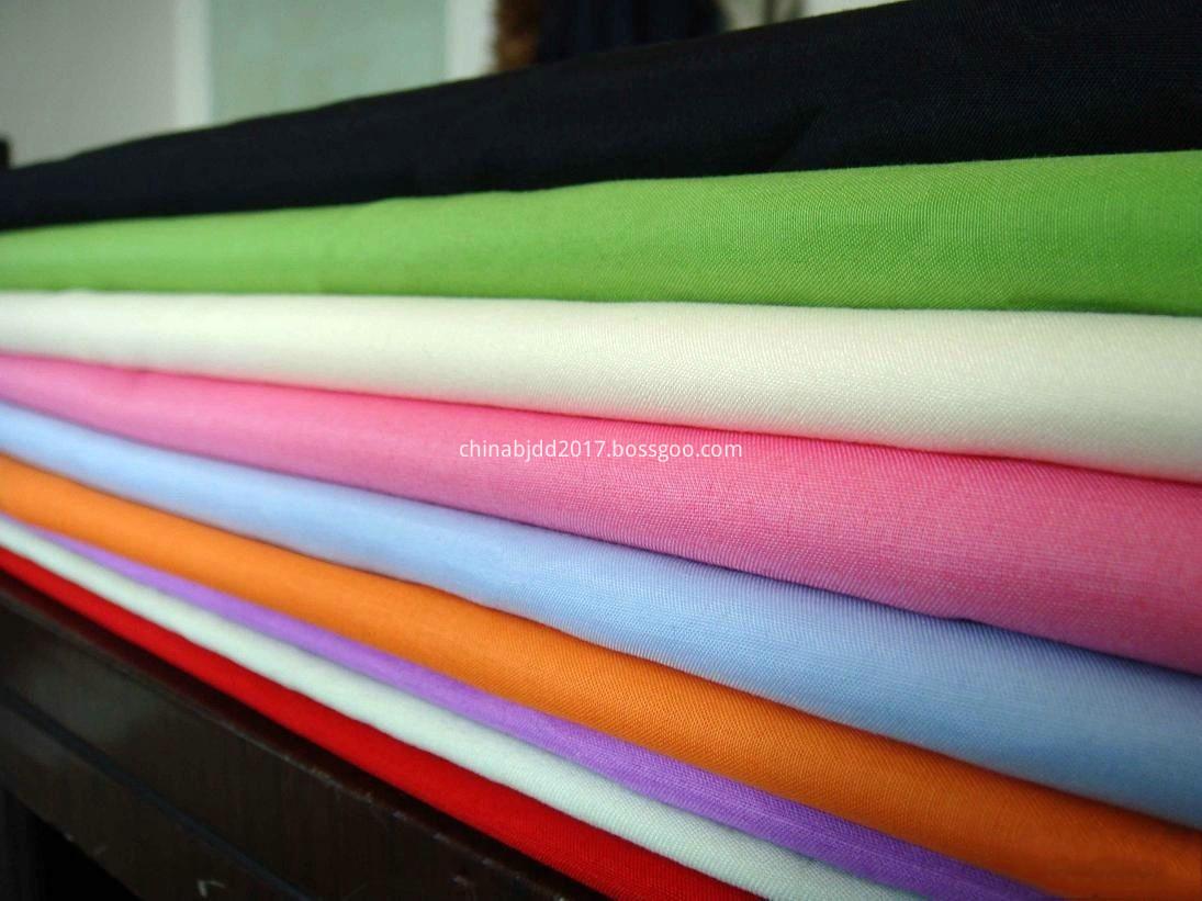 plain dyed fabrics