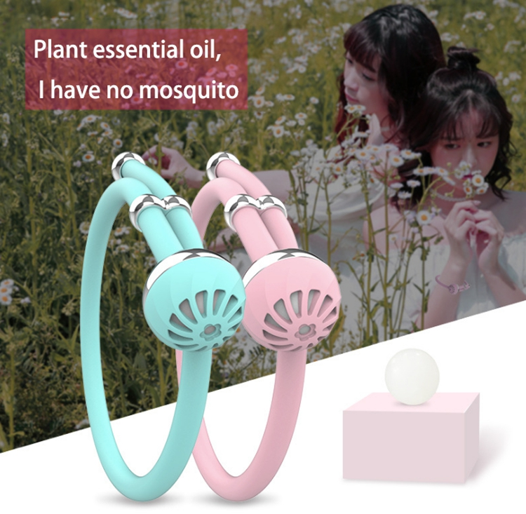 CUTE silicone mosquito bands