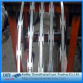 Low Carbon Iron Wire Razor Barbed Wire