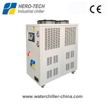 2.5tr/Ton Dual Function Heating and Cooling Air Cooled Scroll Water Chiller for Foam Equipment