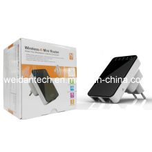 300Mbps Wireless Mini WiFi Repeater Router,