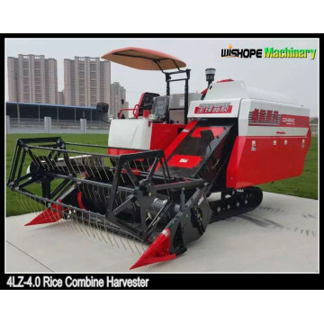 Iran Rice Combine Harvester Good Price on Sale with Strong Engine