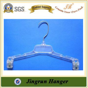 Alibaba Golden Supplier Hot Sale Cheap Plastic T-shirts Hanger