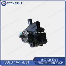 Véritable pompe de direction assistée 4JA1 / 4JB1 moteur 8-97129-593-1