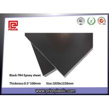 ОУР безопасный Материал черный лист fr4