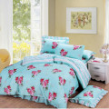 High Quality 100% Cotton Comfortable Printed Bedding Set