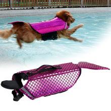 Chine Swimwear Factory personnalisé personnalisé sirène chien gilet de sauvetage en gros
