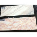 pvc artificial marble lines TV backdrop decorative